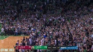 Boston Celtics R3G2 Defensive Highlights vs Cleveland Cavaliers (05/15/2018)