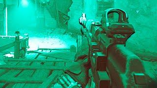 Exclusive Modern Warfare REALISM MODE Multiplayer Gameplay (Night Mode)