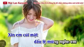 Karaoke Nh c S ng Li n Kh c Tr T nh Bolero M i Nh t 2017 Nghe C c Ph Mai Lan Karaoke 720