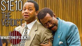 "American Crime Story: The People vs OJ Simpson ""The Verdict"" (S1E10) Review"