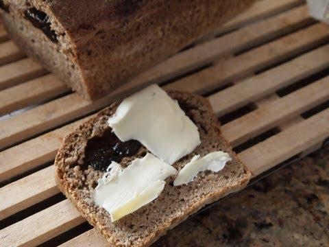 Jak zrobić chleb ze śliwką