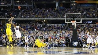 2013 NCAA Tournament Sweet Sixteen #4 Michigan vs. #1 Kansas