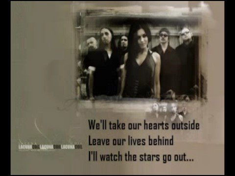 Lacuna Coil - Stars / Lyric Video