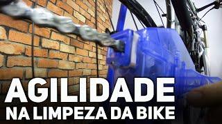 Bikers Rio Pardo | Vídeos | Limpeza da corrente da bike sem muita bagunça