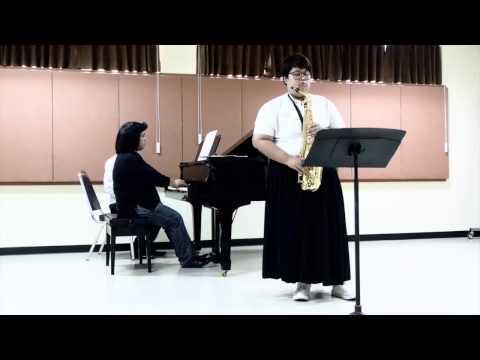 Sonata op.19 by Paul Creston