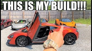 I Came Here to buy THE 720s I Ordered!!! Can I swing $400,000...