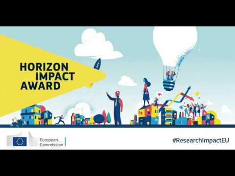 Horizon Impact Award photo