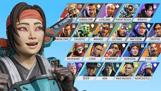 All Apex Legends Characters Explained and Compared | Apex Legends Season 7