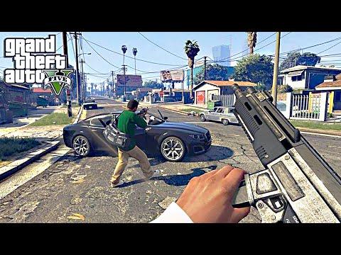 Како ќе изгледа новата GTA? Огромна промена во играта која ќе ја направи многу пореална!