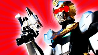 Neo-Saban Power Rangers - Sixth Rangers Battles | Samurai, Megaforce, Dino Charge, & Ninja Steel