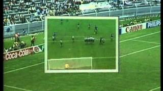 25/06/1986 France v West Germany