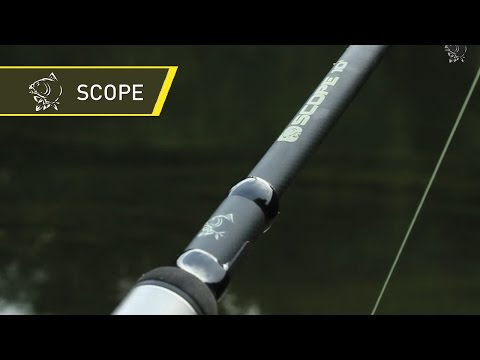 video REVIEWS: Nash Scope Rods