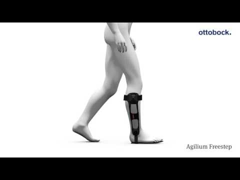 Agilium Freestep 360 -ortoosi