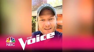 The Voice 2017 - Blake Shelton Announces Season 13 & 14 Coaches (Digital Exclusive)