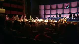 Colorado Springs Youth Symphony concert  Polar Express