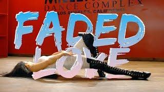 TINASHE | FADED LOVE | CHOREO- MICHELLE JERSEY MANISCALCO