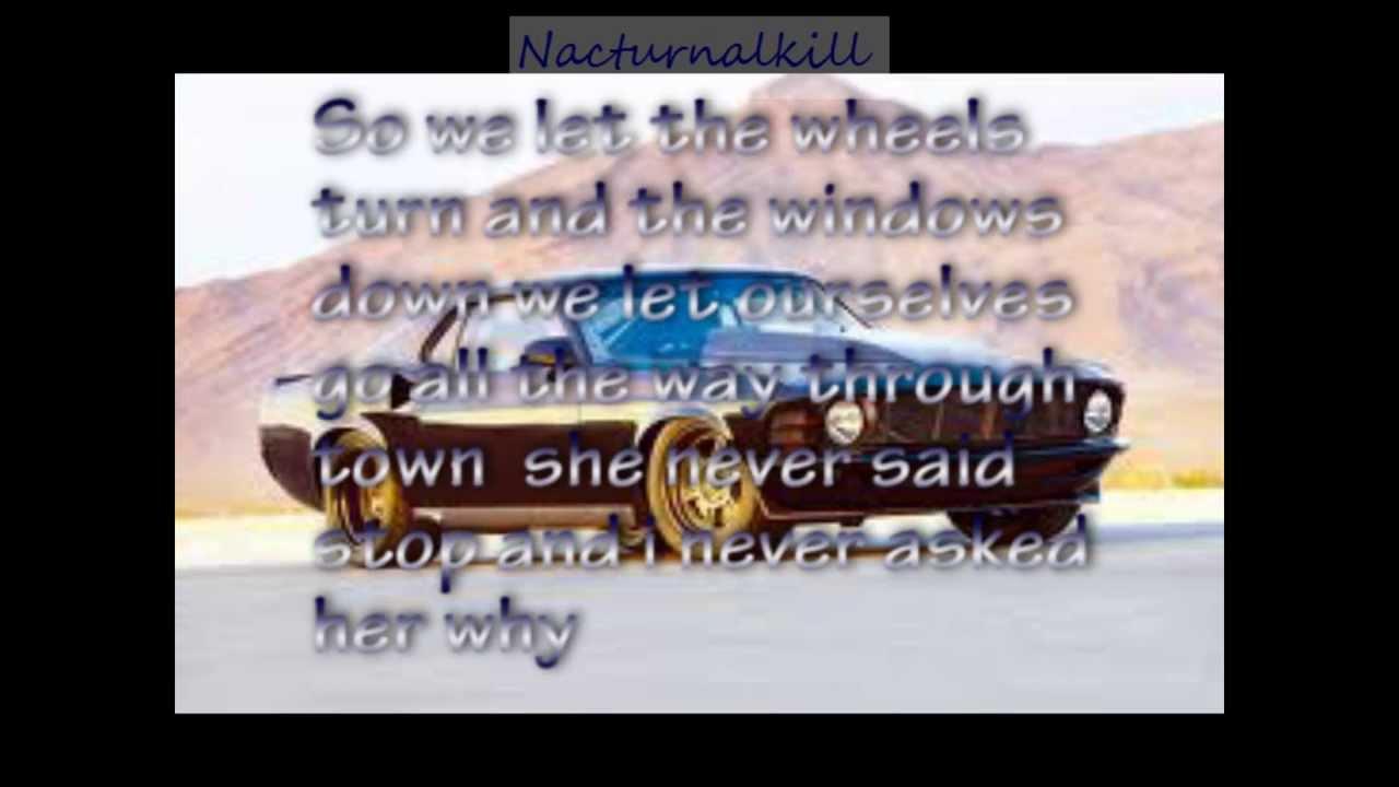 George Strait-I Got A Car Lyrics