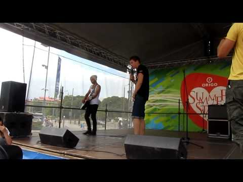 Коля Серга - Ду-ду-ду live @ Origo Summer Stage 30/07/2011