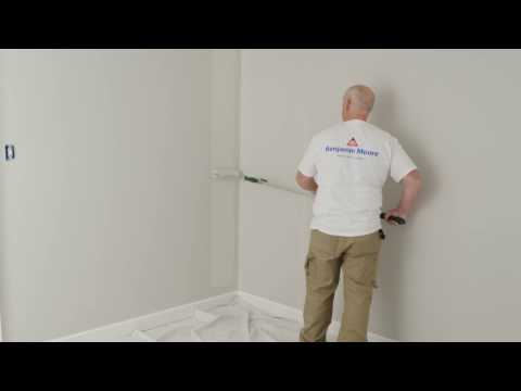 Como pintar las paredes con rodillo