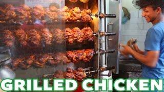 Grilled Chicken | Bangla Recipe | Dhaka Bangladesh