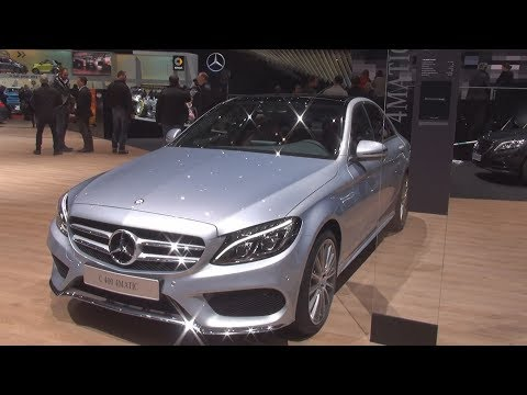 Mercedes-Benz C 400 4MATIC Limousine (2016) Exterior and Interior