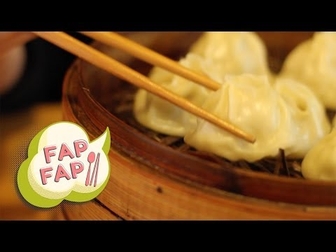 Secret Soup Dumplings in Seoul