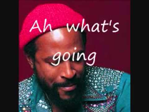 Marvin Gaye Whats Going On Chords