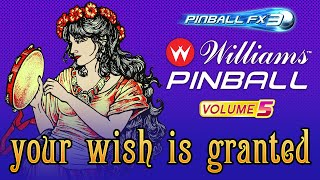 Williams Pinball: Volume 5 Trailer preview image