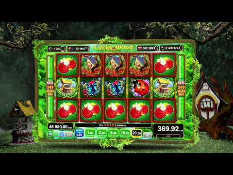 Lucky Wood online video slot by EGT Interactive