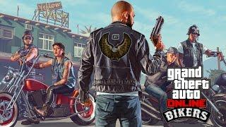 GTA Online - Bikers DLC Launch Trailer