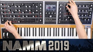 Moog One - The Biggest, Baddest Synth on the Market?