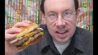 McDonald's Fresh Beef Double Quarter Pounder with Cheese Review