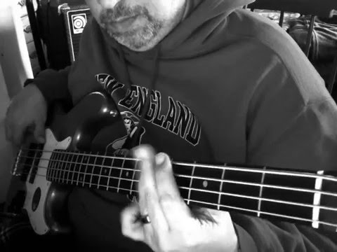 Bass Cover Say what you Will~ Fastway HD.