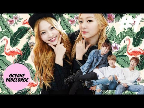 KPOP Funny Friends Moments