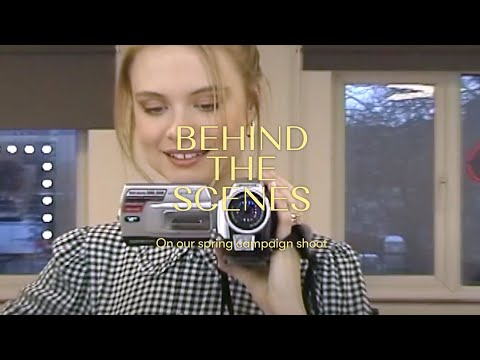 newlook.com & New Look Discount Code video: New Look | Behind the scenes on our spring campaign shoot