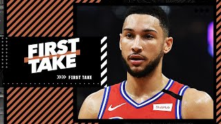 Why Kendrick Perkins would pair Ben Simmons with Karl-Anthony Towns on the Wolves   First Take