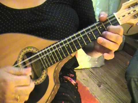 Tiempo de Bendición 1era voz mandolina