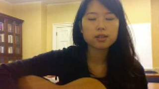 Девочка из Южной Кореи поёт русские блатные песни