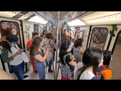¿Cómo evitar contagiarme de COVID-19 en el transporte público?
