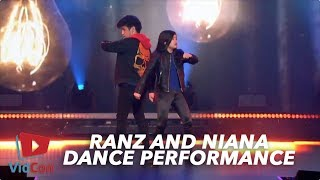 Ranz and Niana | Vidcon Night Of Dance 2018