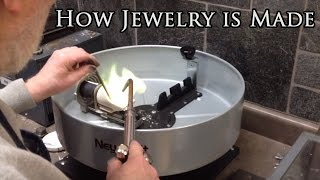 How jewelry is made - Custom Designed Ring