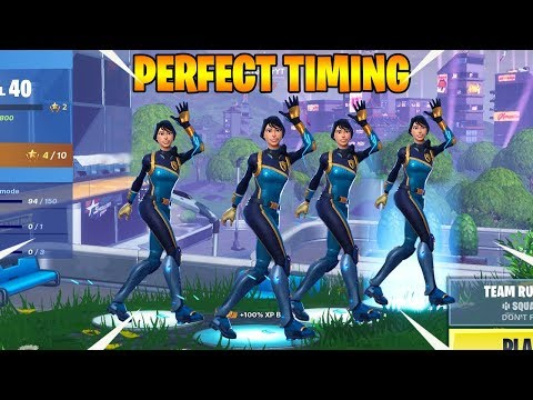 FORTNITE PERFECT TIMING Best Moments #11