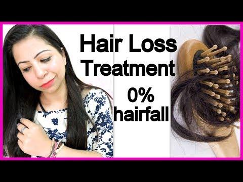 100% Natural Hair Loss Treatment to Stop Hair Fall for Men & Women