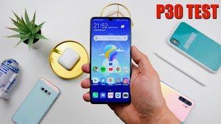 Huawei P30 Test : Un smartphone équilibré ?