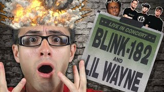 Blink 182 with Lil Wayne!?