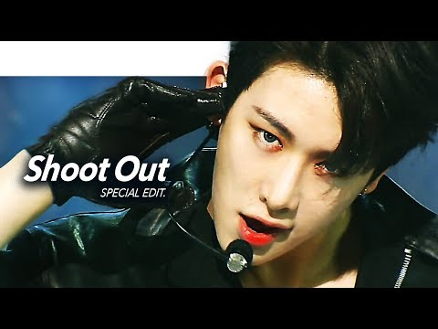 [LIVE] MONSTA X 'Shoot Out' Stage Mix(교차편집) Special Edit.