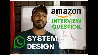 Whatsapp System design or software architecture