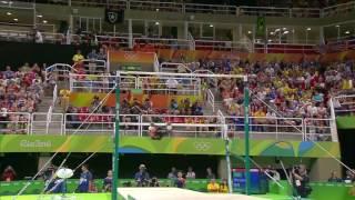 Simone Biles 2016 Olympics QF UB