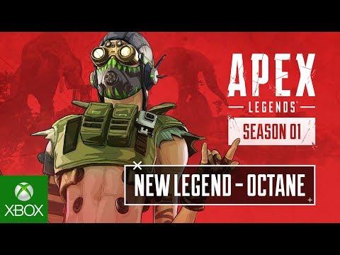 Meet Octane – Apex Legends™ Character Trailer