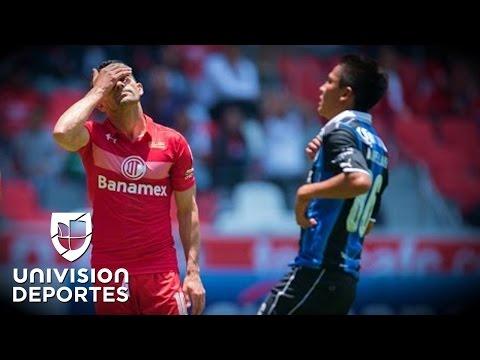 Deportivo Toluca vs Gallos Blancos Queretaro